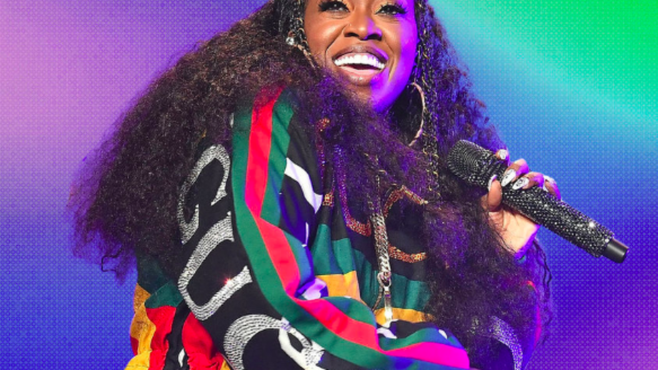 Missy Elliott Is Answering Our Prayers With New Music