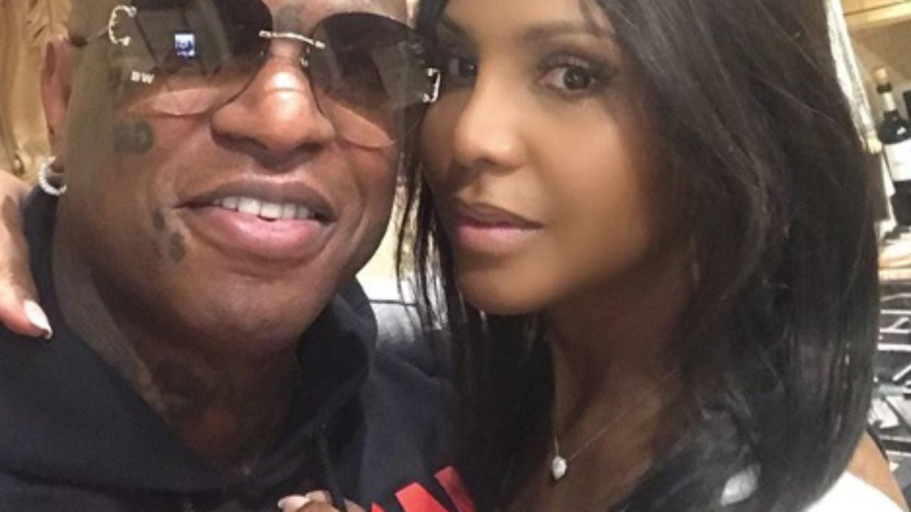 Toni Braxton Shares Photos From The Day She Got Engaged