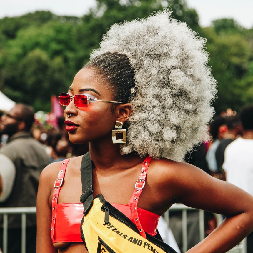 Curls, Curls, and More Curls! Are the Amazing Looks From This Year's CurlFest