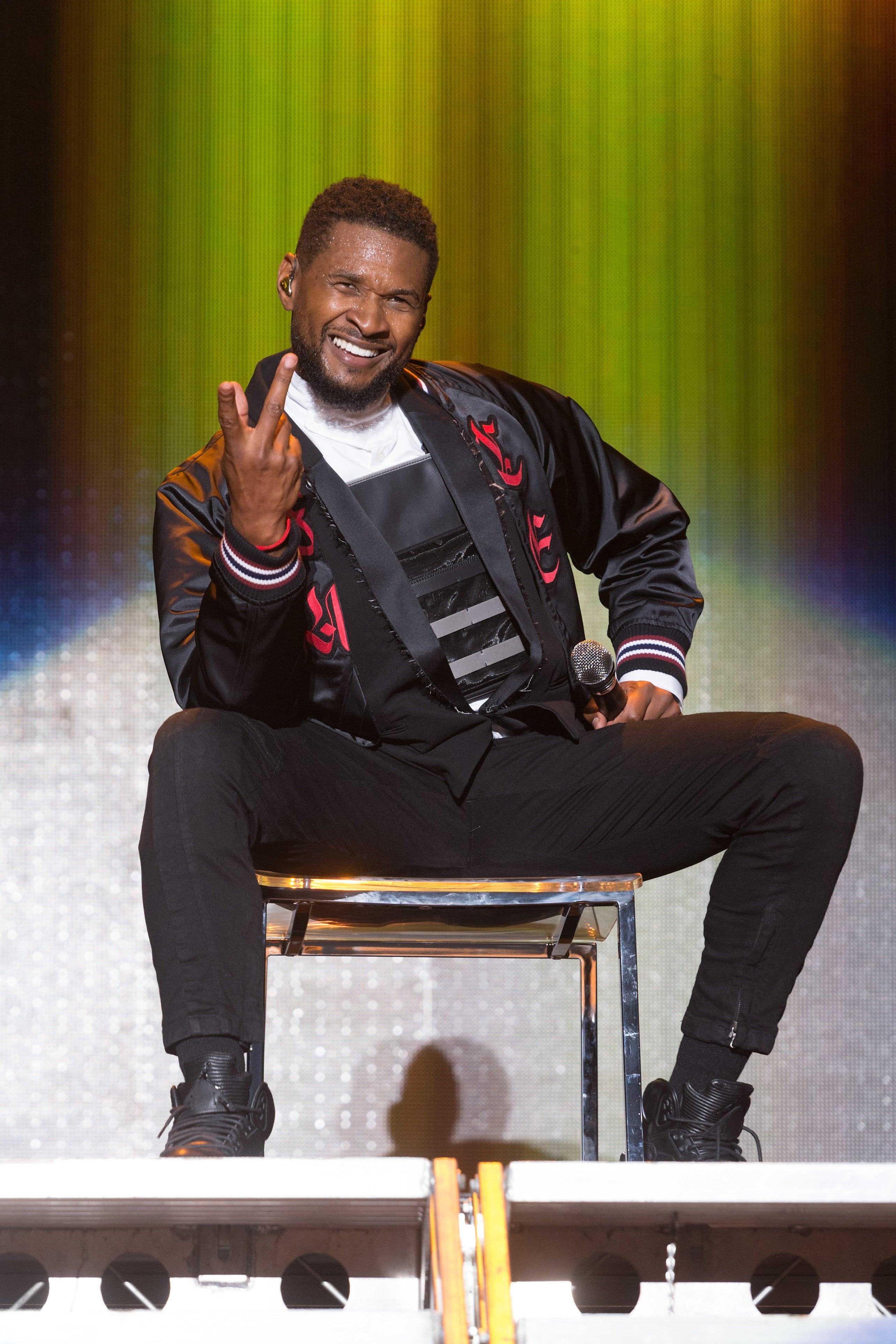 Songwriter Awarded $44 Million in Lawsuit Over Usher's Hit Song