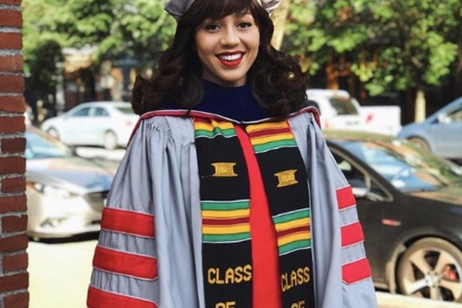 Mareena Robinson Snowden Is The First Black Woman To Earn A Nuclear Engineering PhD From MIT