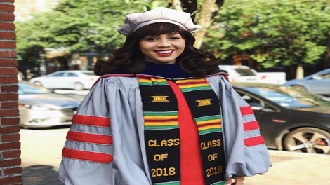 Mareena Robinson Snowden Became First Black Woman To Earn A Nuclear Engineering PhD From MIT