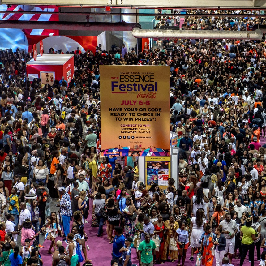 ESSENCE Festival 2018 Celebrates A $280 Million Economic Impact On The State Of Louisiana And The City Of New Orleans