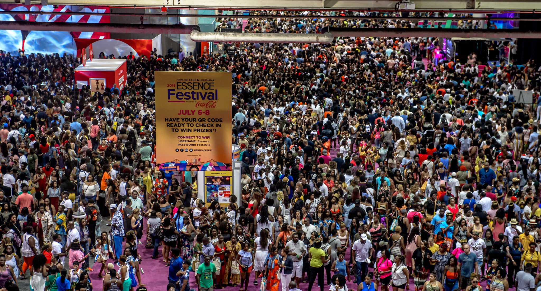 Essence Festival 2020 Performers.Here Are The Official Dates For The 2019 Essence Festival