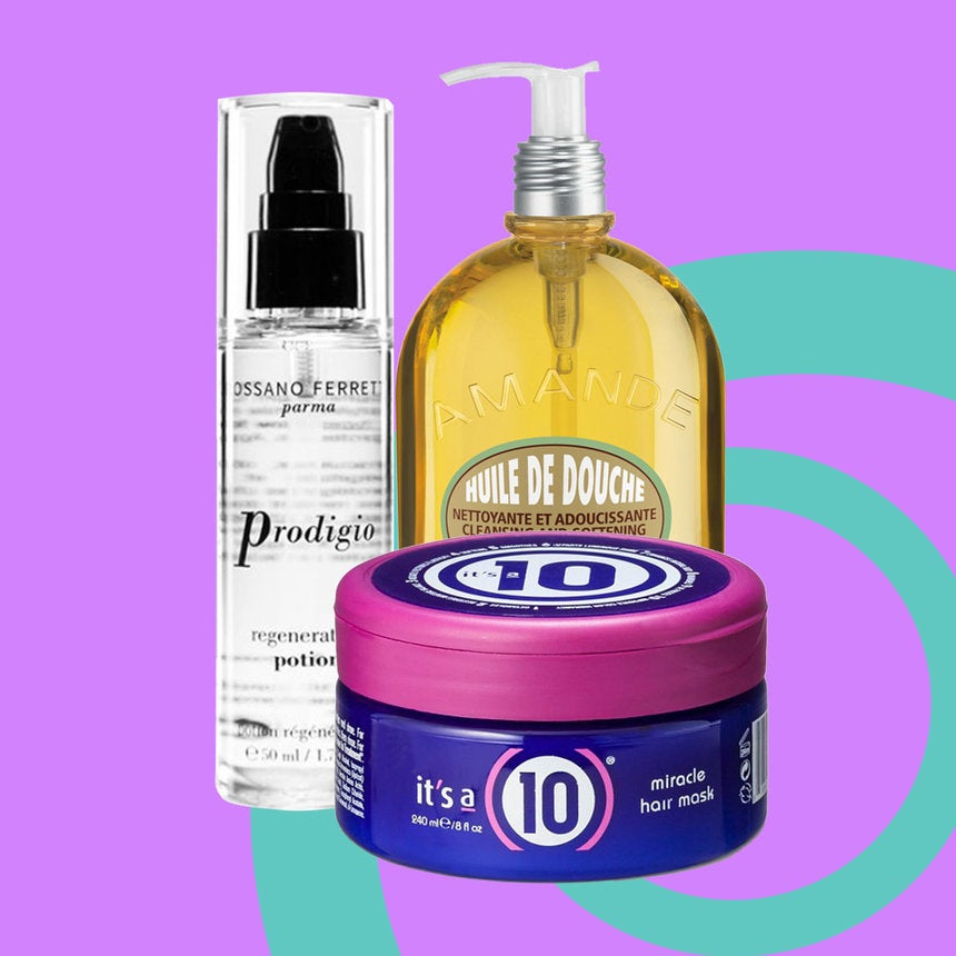 8 Almond-Infused Hair Products That Will Help Your Hair Grow