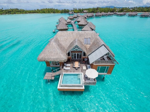 6 Romantic and Swoon-Worthy Overwater Bungalows For Your Honeymoon Vacation