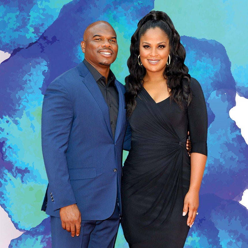 Laila Ali and Husband Curtis Conway Celebrate 11 Years Of Marital Bliss