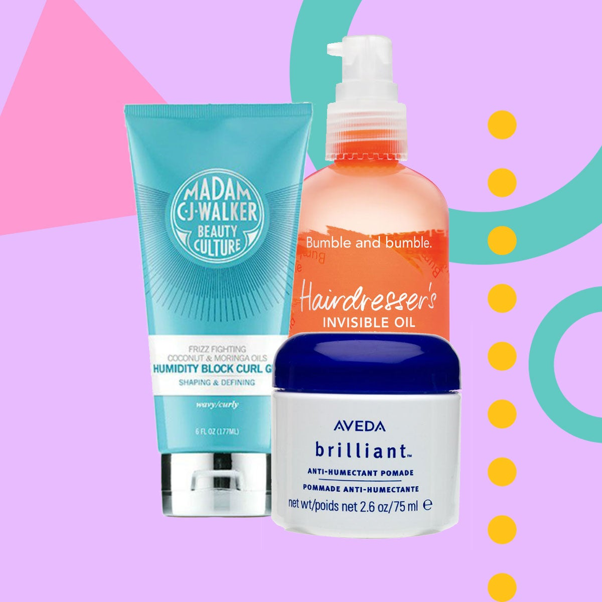 10 Frizz Fighting Products Every Curly Girl Needs