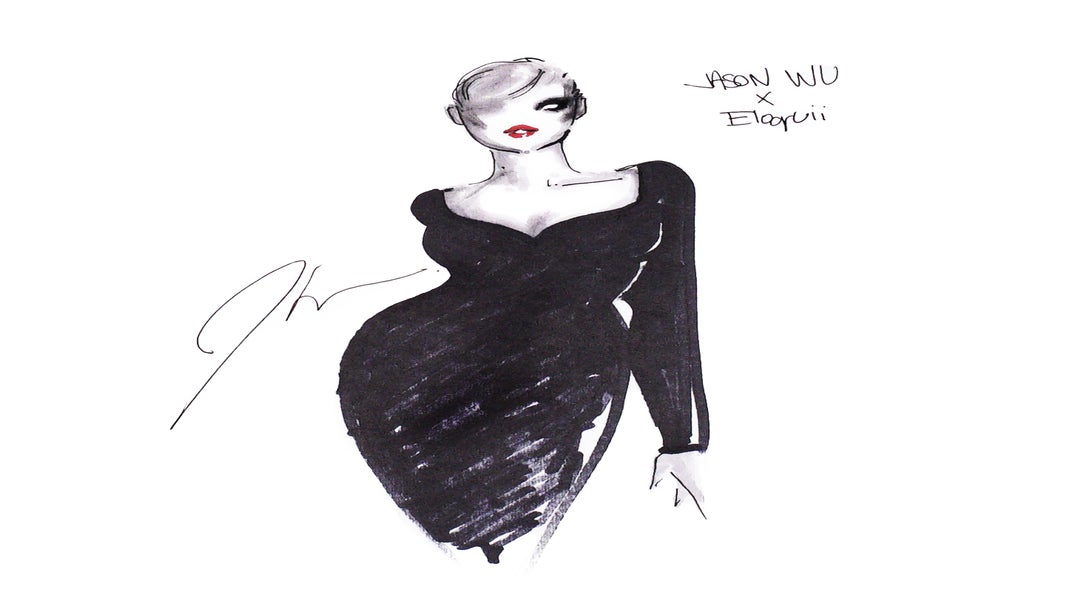 ELOQUII Is Dropping A New Fierce Curvy-Girl Collaboration With Jason Wu