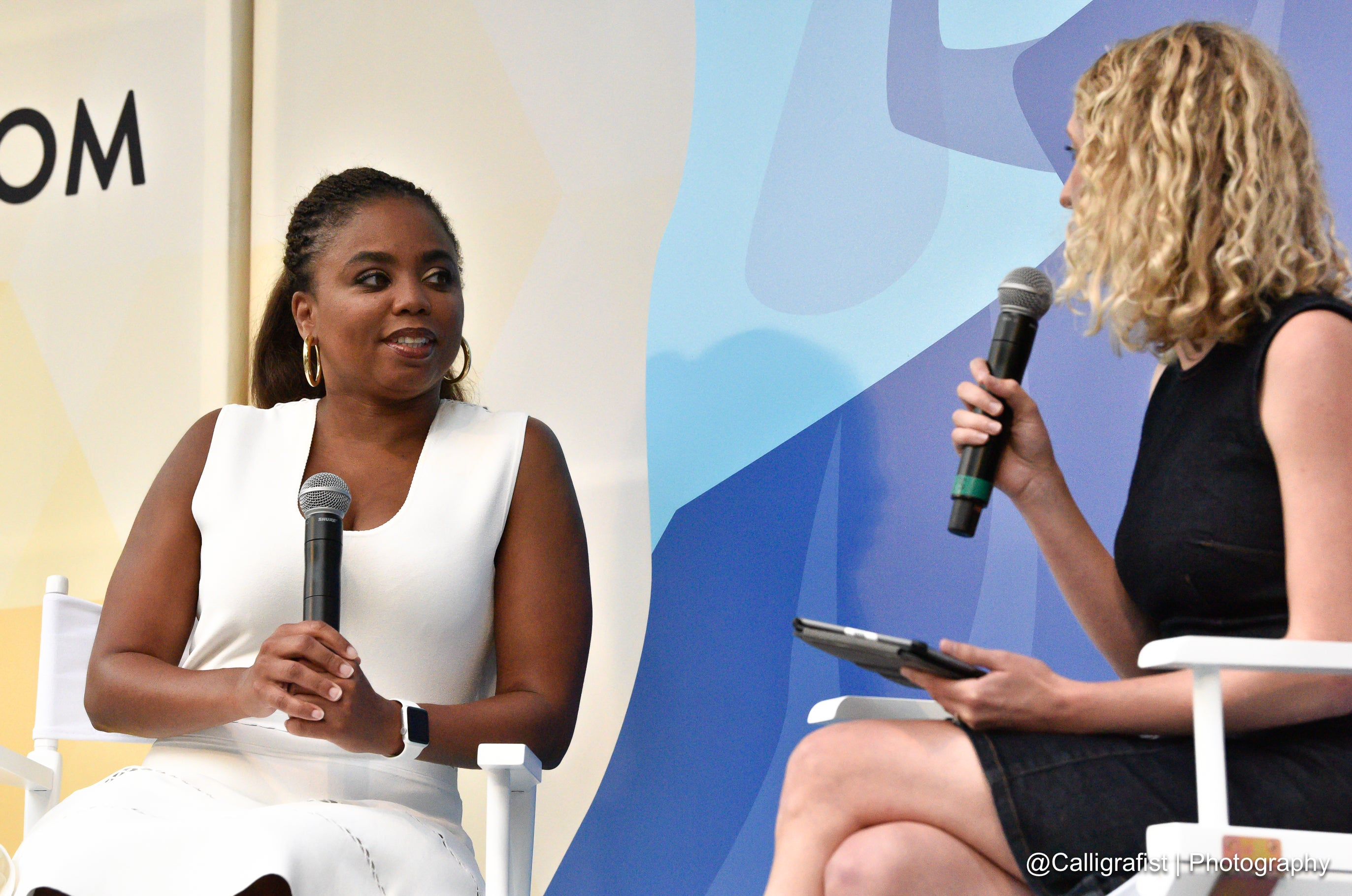 Jemele Hill Gets Candid On Why She Refuses To Back Down From Those Who Try To Silence Her