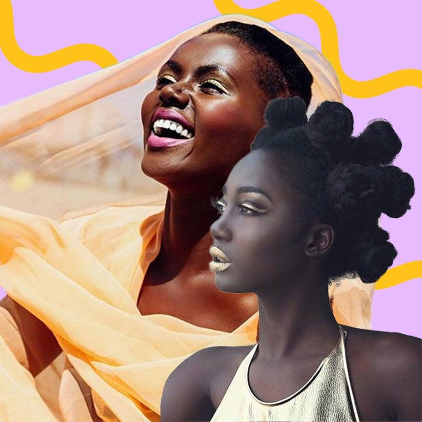 Bold And Beautiful: 17 Stunning Pics Of Black Women Rocking Bright Lipstick Shades
