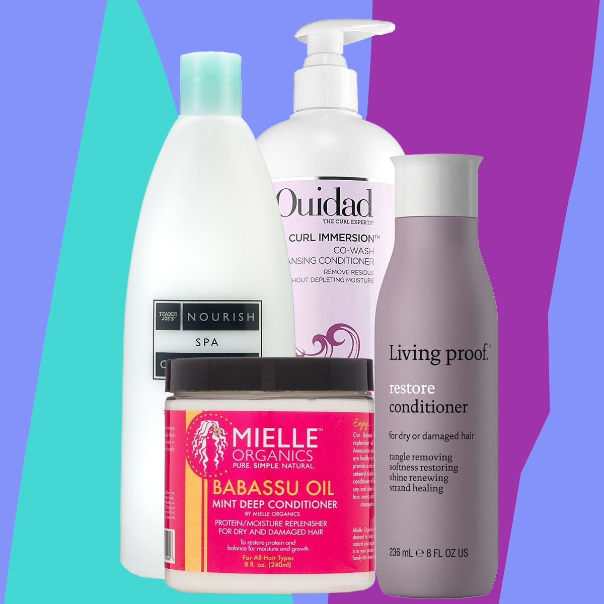 Buy The deep best conditioners for damaged hair picture trends
