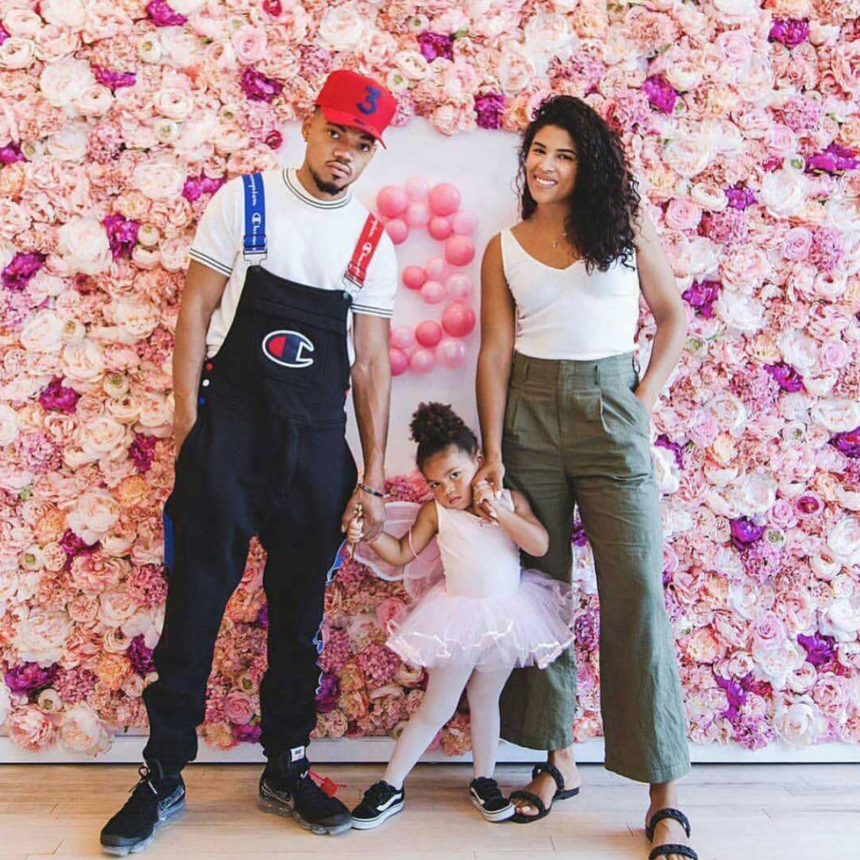 12 Times Chance The Rapper and His Fiancée Kirsten Corley Were The Cutest Couple