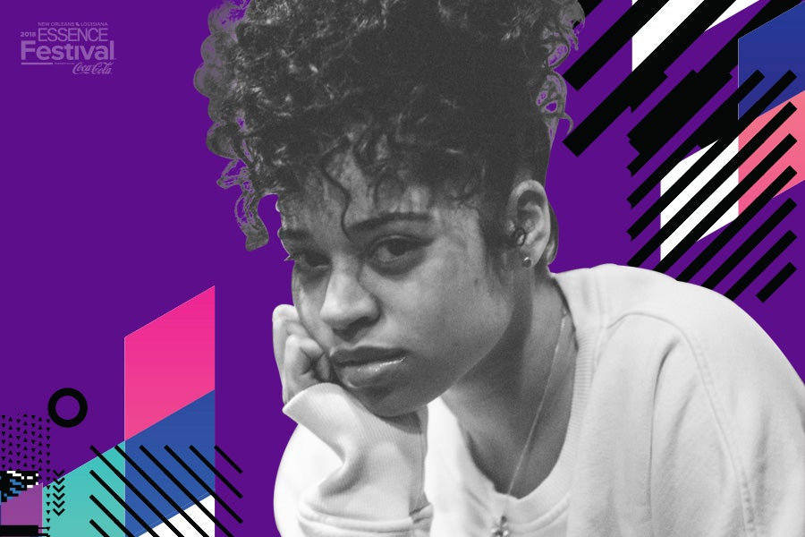 008059a4174acd Join us as we talk with the British singer and songwriter Ella Mai about  her life   career.