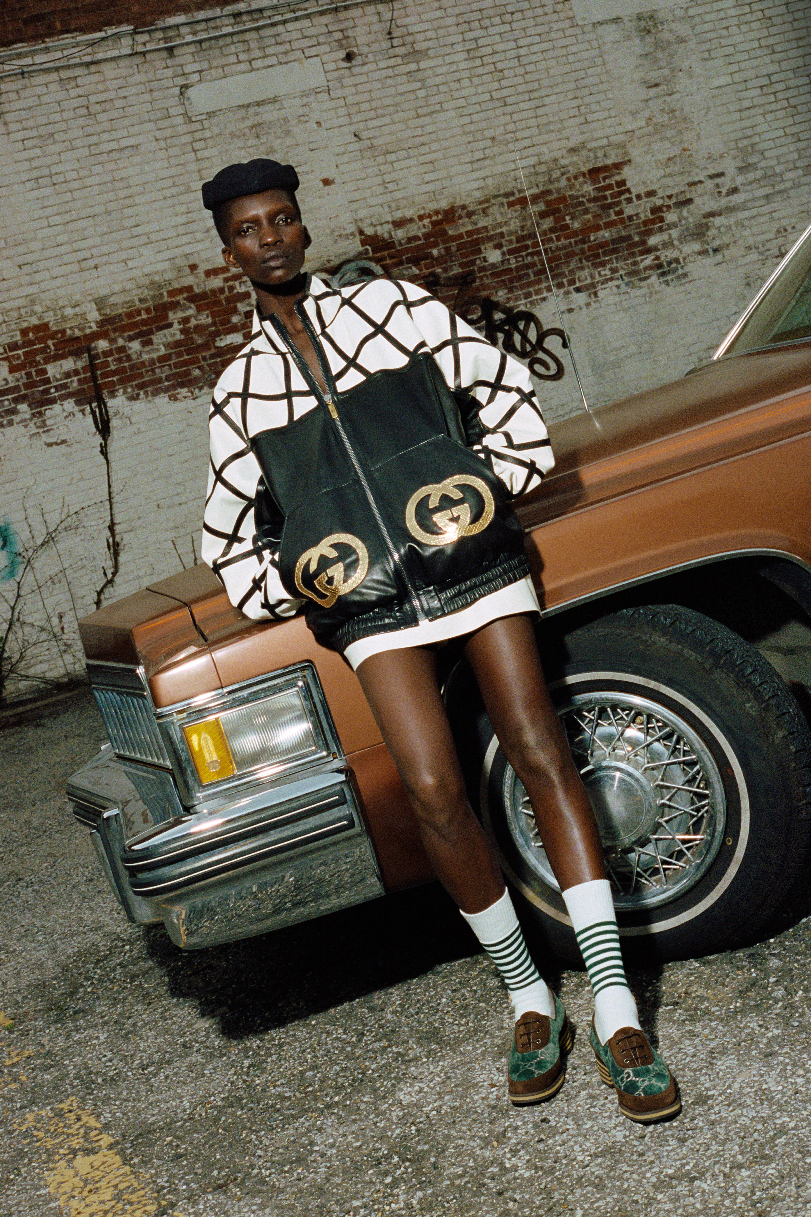 The Gucci X Dapper Dan Clothing Collection Buy Essence