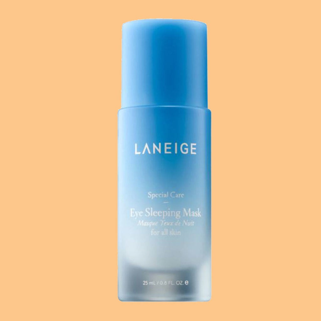 Heres Why You Should Sleep With A Mask On Your Face At Night Essence Laneige Eye Sleeping 5 Of 15