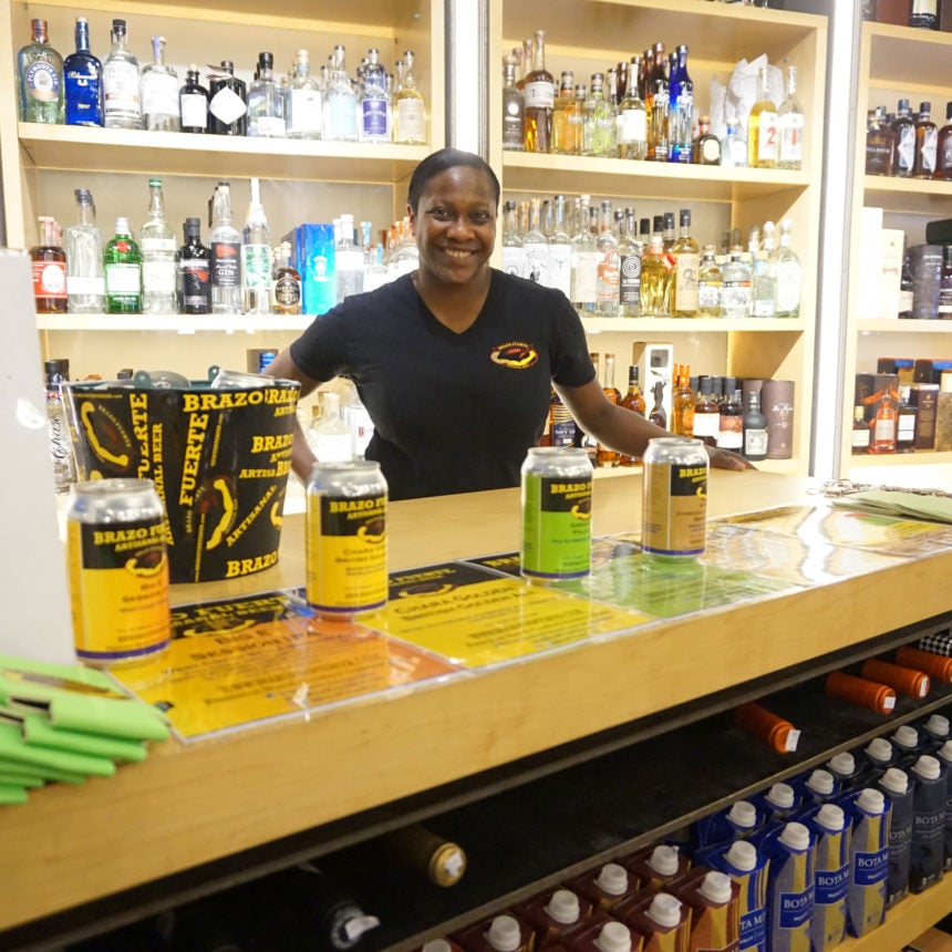 This Black Woman Left Her Career As A Biotech Exec To Pursue A Passion For Brewing