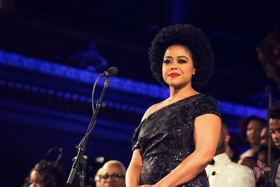 5 Things To Know About Electric Gospel-Opera Singer Audrey DuBois Harris