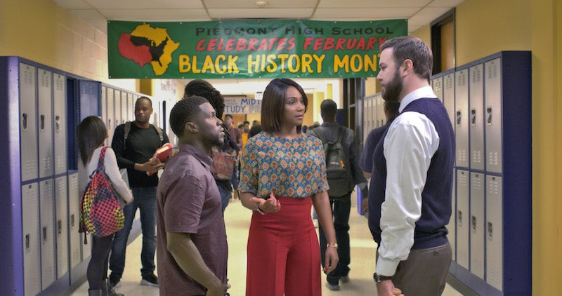 Tiffany Haddish Beats Up Kevin Hart In New 'Night School' Trailer
