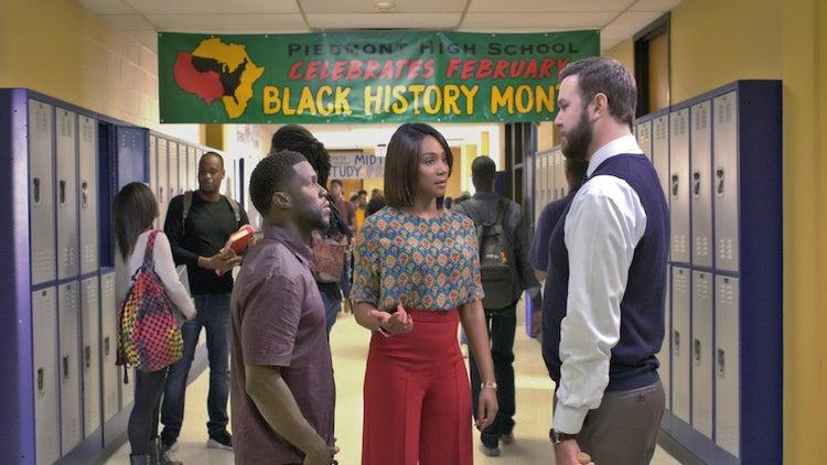 Tiffany Haddish Beats Up Kevin Hart In New 'Night School' Trailer