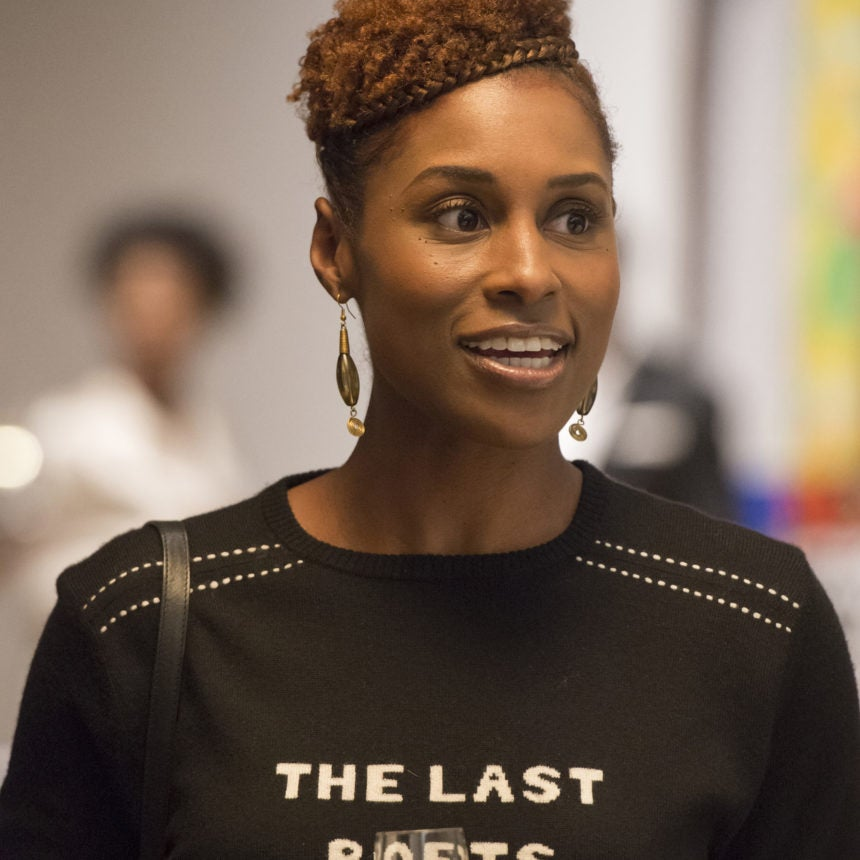 Get Ready! Issa Rae Will Remain The Goddess Of 4C Hair On Season 3 Of 'Insecure'