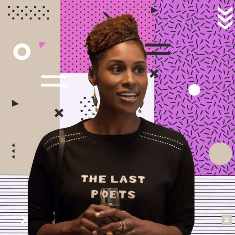 Issa Rae Proves Why She's The Queen Of 4C Natural Hair On Insecure