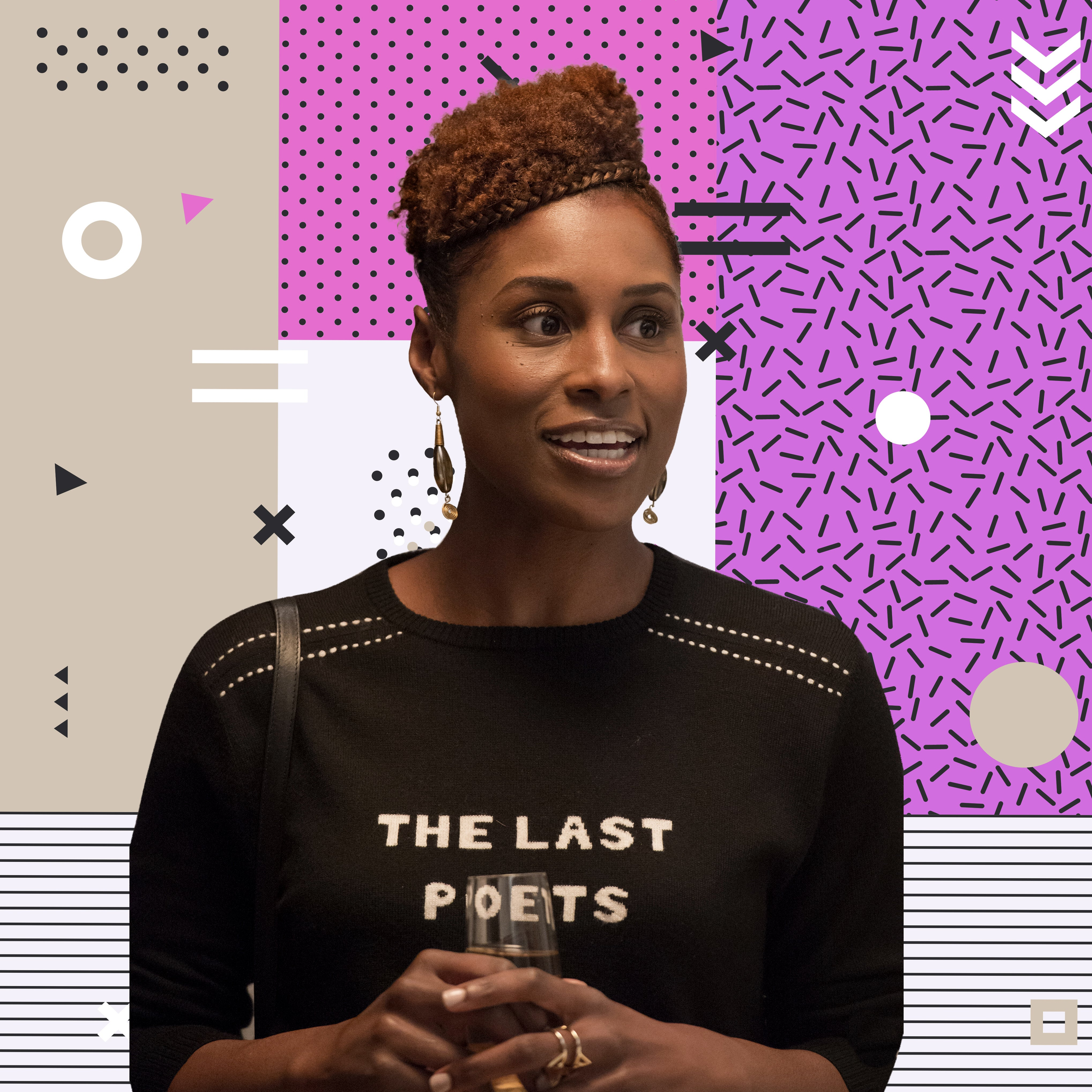 Issa Rae Proves Why She's The Queen Of 4C Natural Hair On 'Insecure'