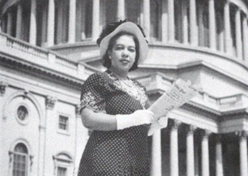 First Black Female Journalist To Cover The White House To Be Honored With Life-Sized Statue