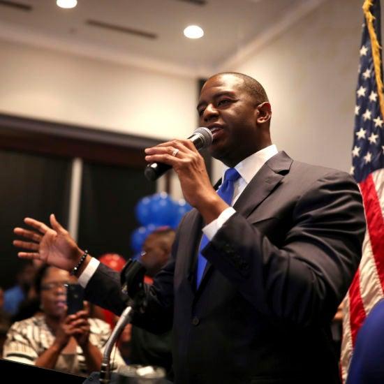 Andrew Gillum Withdraws Concession As Florida Gubernatorial Race Starts Recount