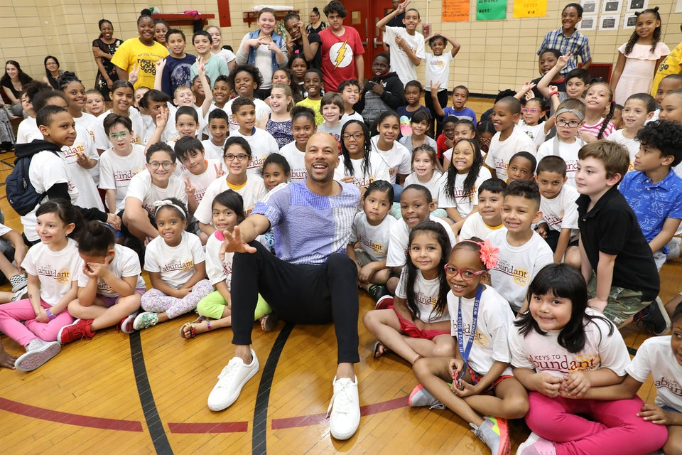 Common And His Mother Are Doubling Down On Their Commitment To Help Teachers And Students Nationwide