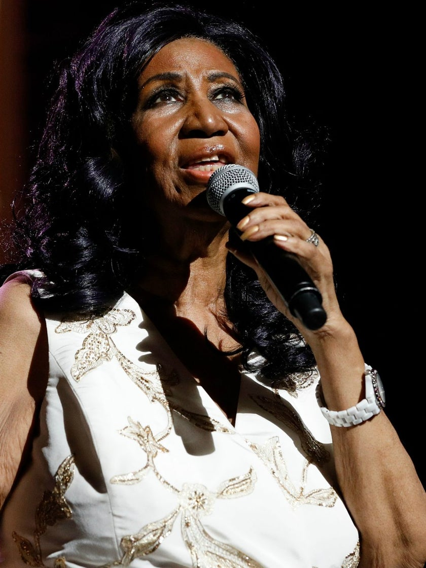 Aretha Franklin's Family Is Hopeful That She Will 'Pull Through,' Nephew Says