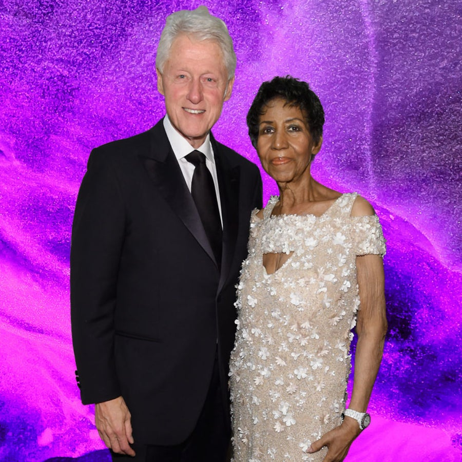 Bill And Hillary Clinton Release Statement On The Passing Of Aretha Franklin