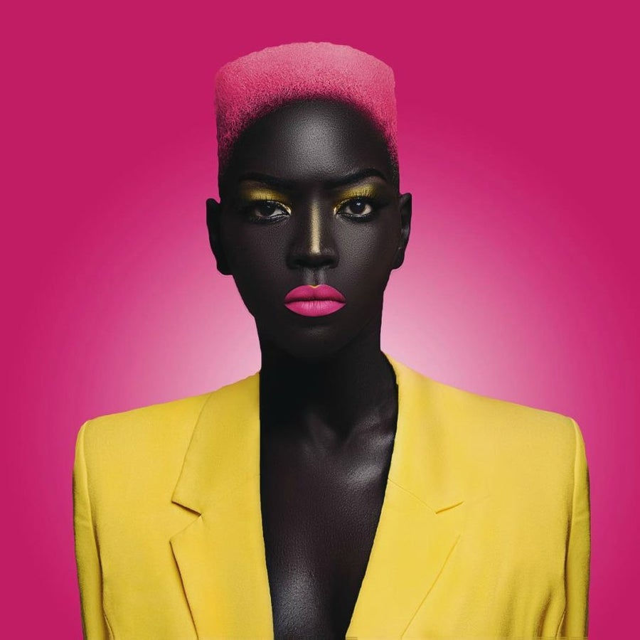 Style Starters: Celebrating The Beauty Of Black Women Rocking Bold Colors In High Fashion