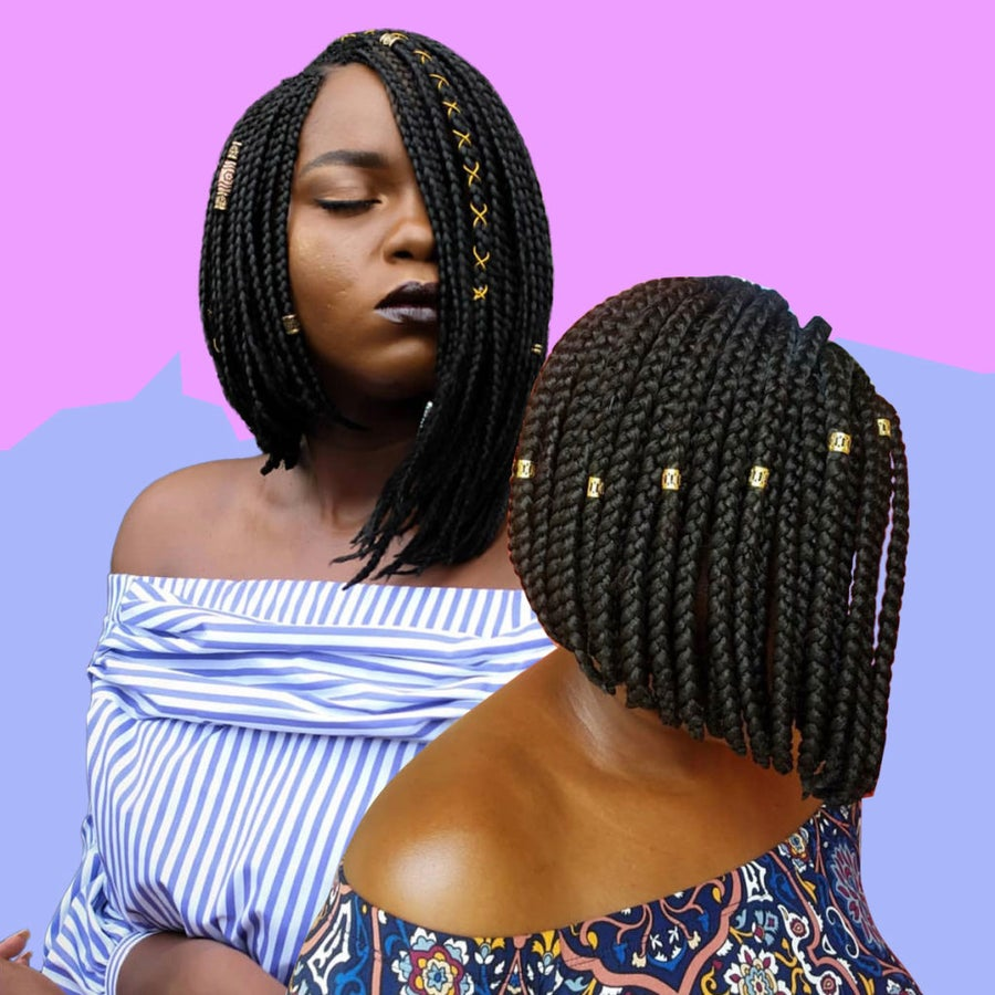 17 Beautiful Braided Bobs From Instagram That You Should Definitely Try