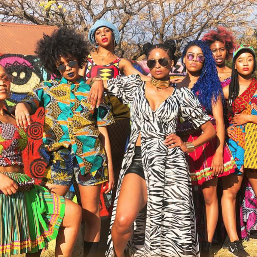 Afro Chic! Ciara Gives Us South African Fashion Vibes With Her New Music Video