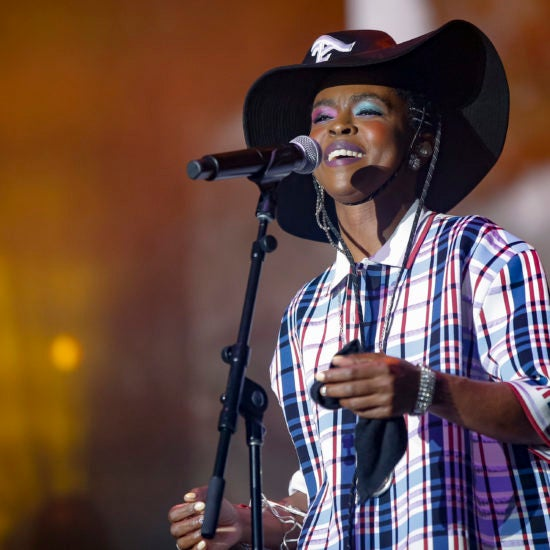 Lauryn Hill Is Hat Goals! Her Debut Album Turns 20, But We Want Her Hats