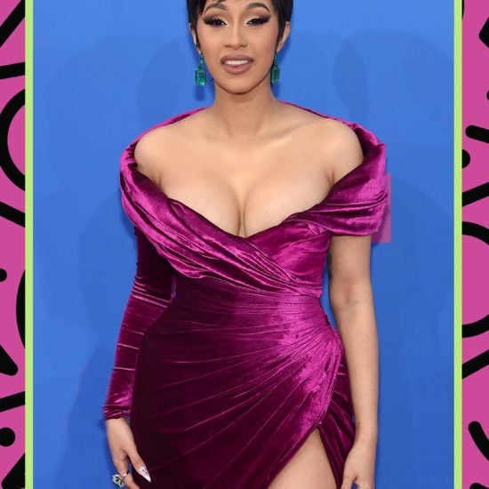 Cardi B Poses Nude Weeks After Giving Birth To Newborn Daughter Kulture