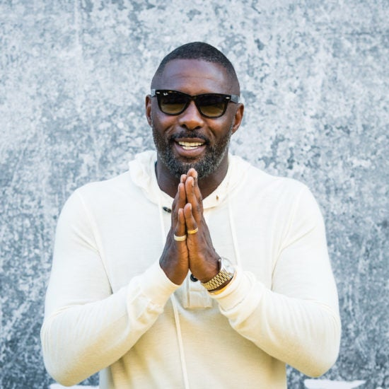 Idris Elba Says He Wants 'To Be' Donald Glover