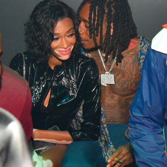 Winnie Harlow, Wiz Khalifa,Lena Waithe and More Celebs Out and About