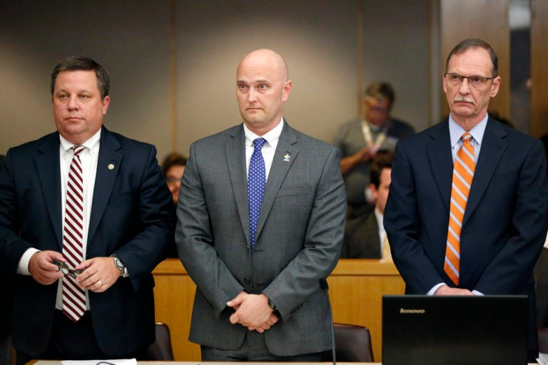 Former Texas Police Officer Sentenced To Just 15 Years In Prison ...