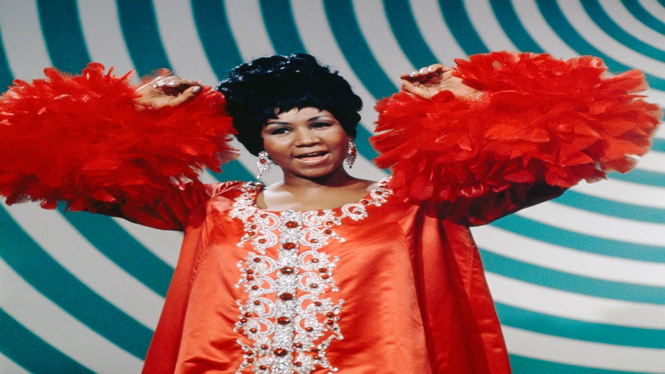Remembering The Queen Of Soul: Aretha Franklin's Life in Pictures