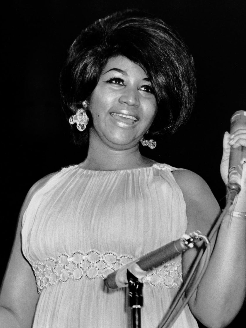 6 Of Aretha Franklin's Most Iconic Love Songs Of All Time