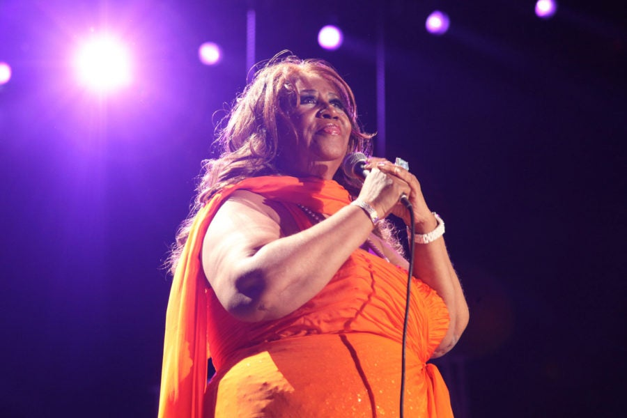 A Look Back At Aretha Franklin's Mesmerizing ESSENCE Festival ...