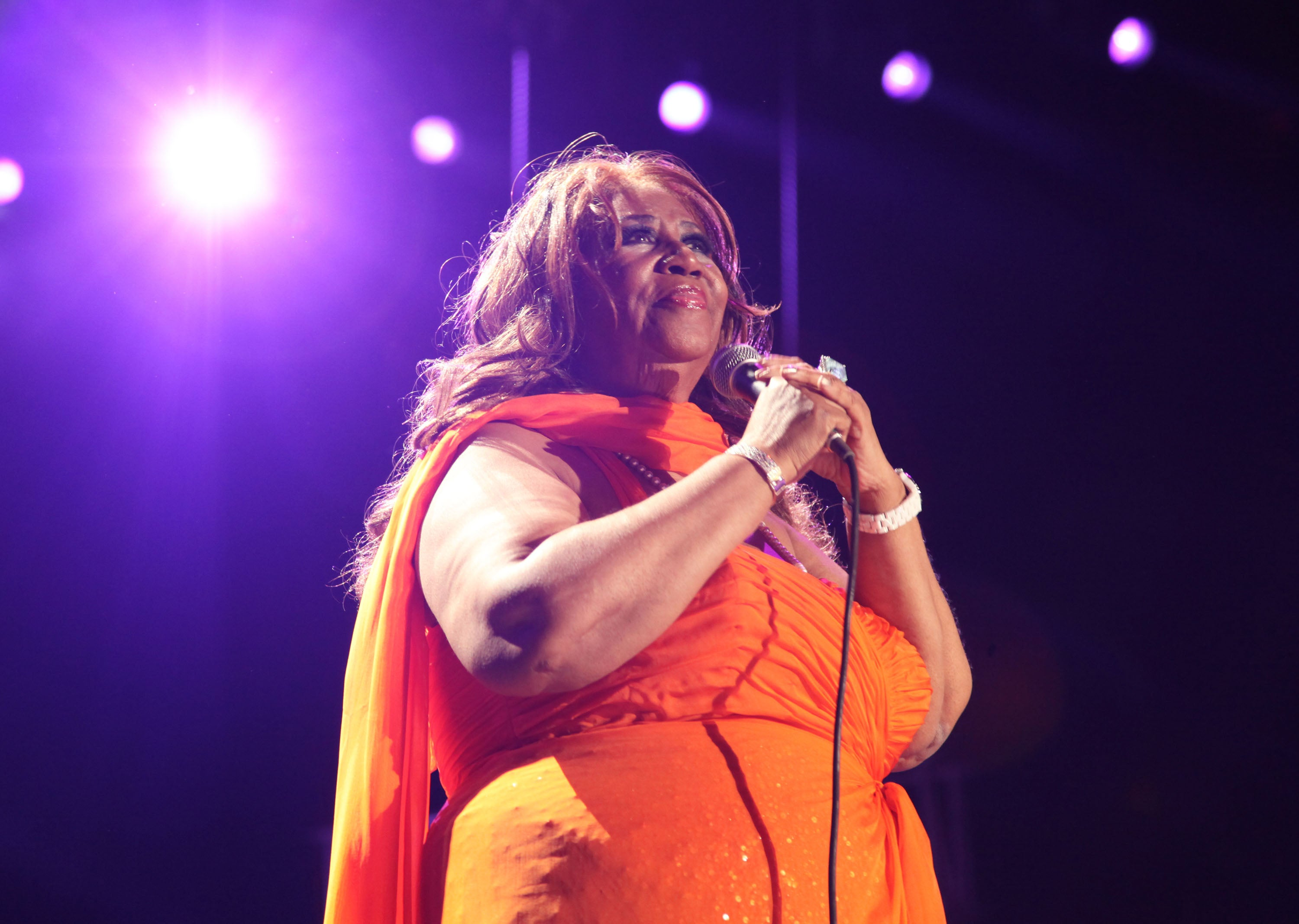 A Look Back At Aretha Franklin's Mesmerizing ESSENCE Festival Moments