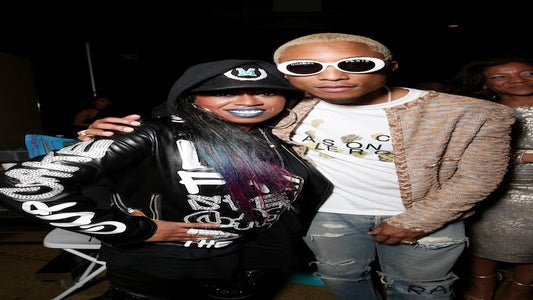 The Quick Read: Pharrell Launches Yellow Ball, Taps Missy Elliott To Help Raise Money For Arts and Music Education