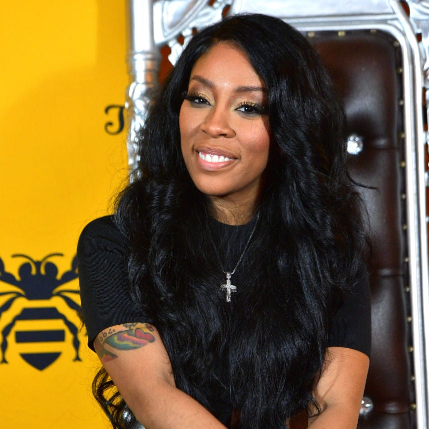 K. Michelle Reveals She Doesn't Need A Surrogate To Have Another Baby