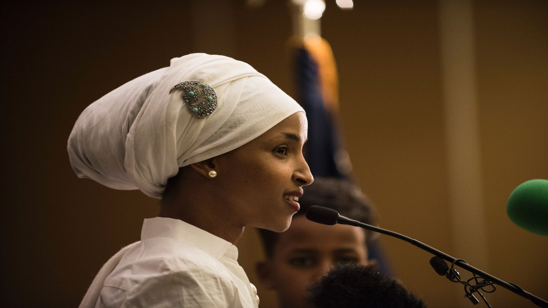 Black Women Leaders Come Together In Defense Of Rep. Ilhan Omar
