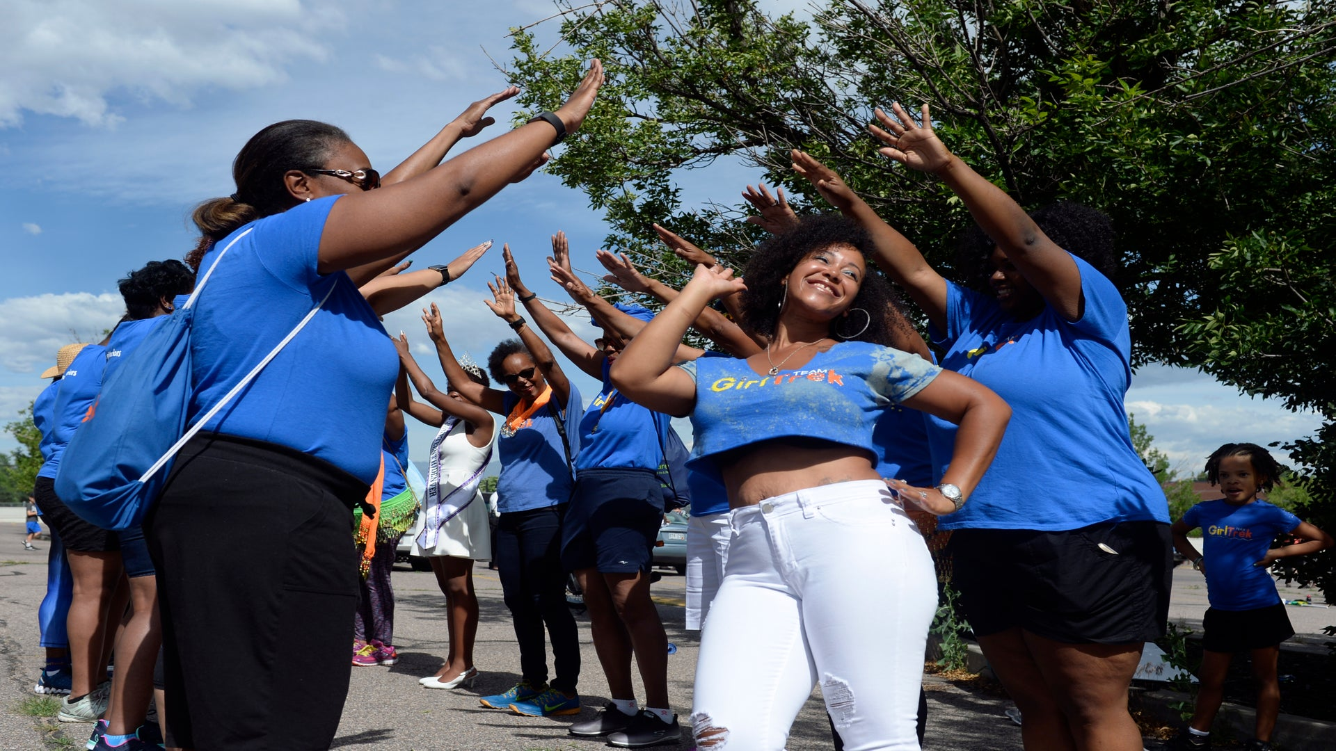 GirlTrek's Second Annual #StressProtest Is A Self-Care Haven For Black Women