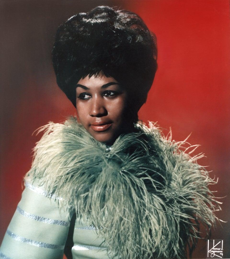 7 Aretha Franklin Beauty Looks That Left Us Speechless