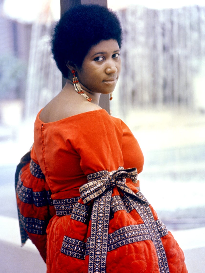 Aretha Franklin's Memorial Reportedly Will Be A 4-Day Event in Detroit